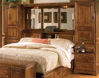 King Size Bookcase Headboard Bedroom Set pleasant king bedroom
