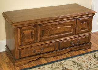 Hope Chest, Alder-1