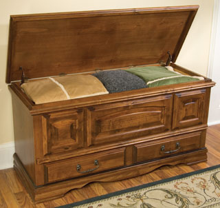 Hope Chest, Alder-2