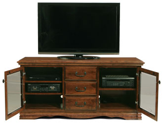 3-Drawer Console-2
