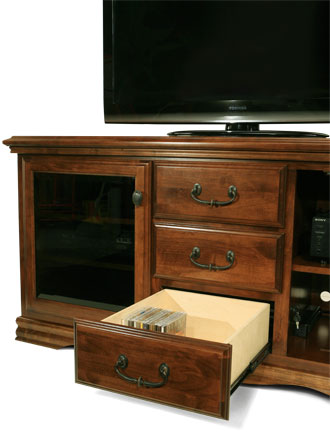 3-Drawer Console-4