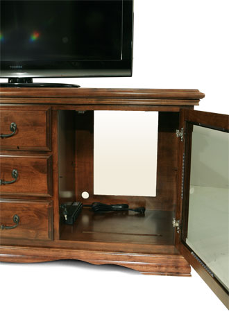 3-Drawer Console-5