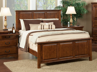 Panel beds made in America