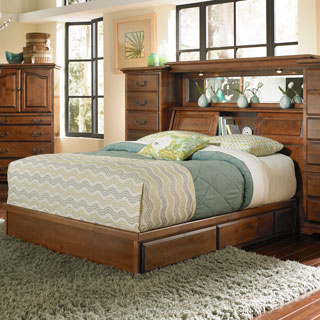 Adjustable Bed Drawer Pedestal-2