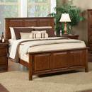 American Heritage Panel Bed