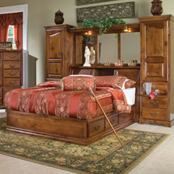 Bedroom Sets Hardwood Bedroom Furniture American Made