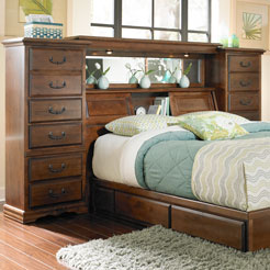 Mid Wall Pier Bed